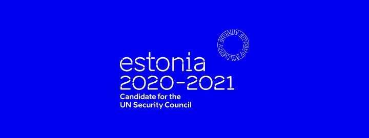 Estonia to the UN Security Council 2020-2021