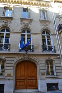 Pariis Eesti saatkond