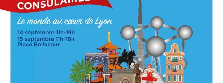 L'Estonie aux Fêtes Consulaires de Lyon 2019