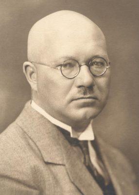Otto Strandman. Foto: Välisministeerium