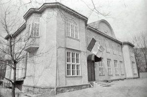 Prantsuse saatkonna hoone Toom-Kuninga 20. Foto: Rahvusarhiiv, Toomas Volmer