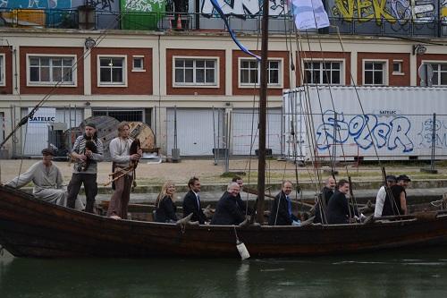 Eesti kultuurifestivali Estonie Tonique avamine Pariisis 7.10.2011. Foto: EV Suursaatkond Pariisis